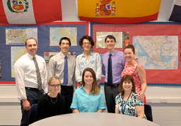 PWHS World Languages Department receives state award