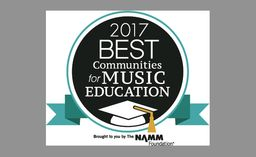 "Colonial a ""Best Community for Music Education"""