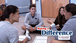Making a Difference: ADL Peer Trainers at PWHS