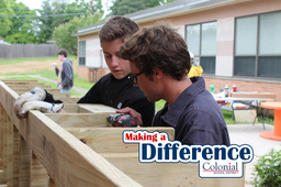 Making a Difference: Whitemarsh Elementary School Outdoor Classroom