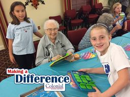 Making A Difference: Plymouth Elementary Spirit Team