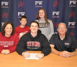 Sullivan to play lacrosse at Steven's Tech