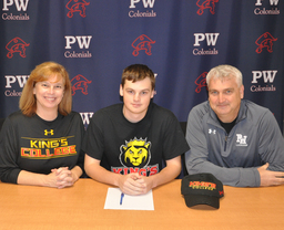 PWHS defensive standouts choose Kings College for lacrosse