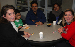 English as a Second Language team hosts parent breakfast
