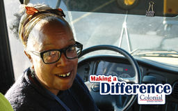 Making a Difference: School Bus Driver Terry Mansfield