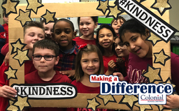 Making A Difference: The Great Kindness Challenge at Conshohocken Elementary