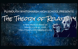 "Tickets on sale now for PW's ""Theory of Relativity"""