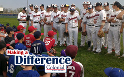 Making A Difference: PWHS Baseball