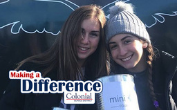 Making A Difference: PWHS Mini-THON