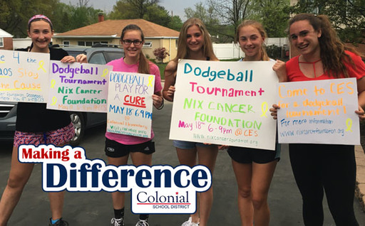 Making A Difference: NixCancer Foundation