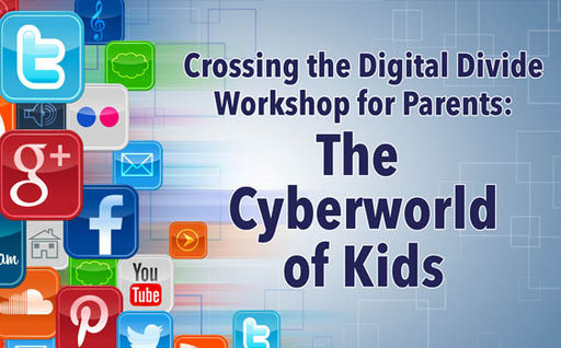 "Did you miss ""Crossing the Digital Divide: The Cyber World  of Kids""?"