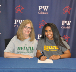Dixon to play field hockey at Del Val