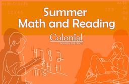 Summer Math Packets and Reading Lists are posted