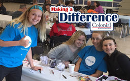 Making A Difference: UNICEF Club at Plymouth Whitemarsh High School