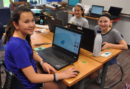Girls In Technology Academy inspires a new generation of engineers
