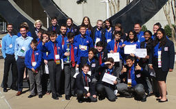 Colonial's TSA chapter places in several events at nationals