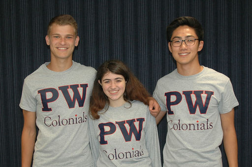 PWHS has three National Merit Scholar Semifinalists.