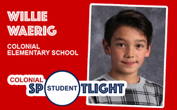 Student Spotlight – Willie Waerig
