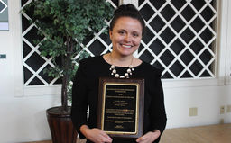 Dr. Cait Gilmartin honored as Pennsylvania's 2018 School Psychologist of the Year