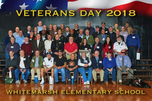 Colonial celebrates veterans