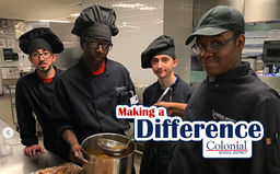 Making a Difference: CMTHS Culinary Arts, Baking and Restaurant Practices