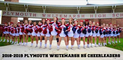 PWHS Cheerleaders headed to states and nationals