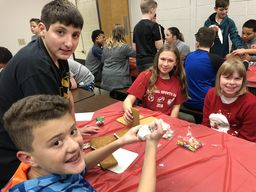 CMS Best Buddies club thriving in second year