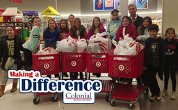 Making A Difference: CES Angel Tree