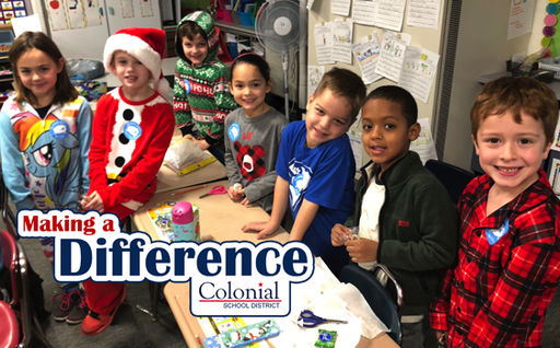 Making A Difference: Pajama Day at Plymouth Elementary