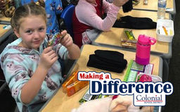 Making A Difference: MLK Day Challenge