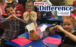 Making A Difference: Beats for Bella at Whitemarsh Elementary