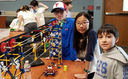 CES team takes second place in the MCIU K'Nex Design Challenge