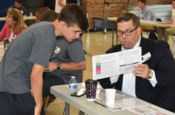 PWHS Financial Reality Fair demonstrates costs of living