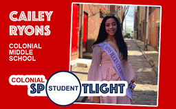 Student Spotlight – Cailey Ryons