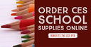 Order CES School Supplies online to benefit CES PTO