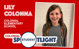 Student Spotlight – Lily Colonna