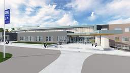 August groundbreaking targeted for new middle school construction.