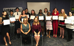 13 CMS students recognized by Justice Bell Foundation