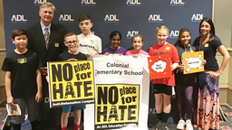 "Colonial Elementary named a ""No Place for Hate"" school"