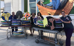 CMS delivers final Lily Pads to St. Christopher's Hospital for Children