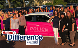 Making A Difference: Breast Cancer Awareness Month