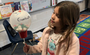 Second graders create Balloons Over Ridge Park