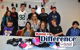 Making A Difference: Colonial Middle School's Gentleman's Club