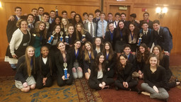 PWHS DECA students qualify for state competition