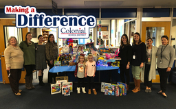 Making A Difference: Ridge Park's Nemours/Alfred I duPont Hospital for Children Toy Drive