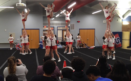Update: Congratulations to PWHS Cheerleaders on being named fifth in nation