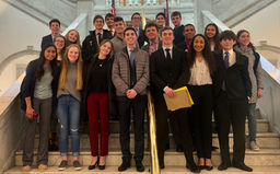 PWHS Mock Trial Team gained experience in the courtroom