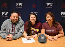 Kropinski to play softball at Bloomsburg