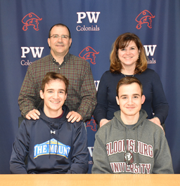 Duff brothers plan to run in college