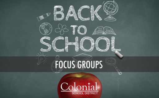 Join a Back to School Focus Group